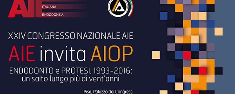 Congreso de la Academia Italiana di Endodonzia 2016