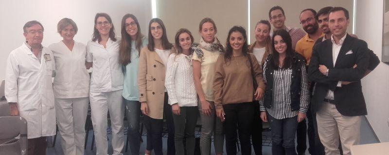 Edición 2017-18 del Máster en Endodoncia de la Universitat de València.