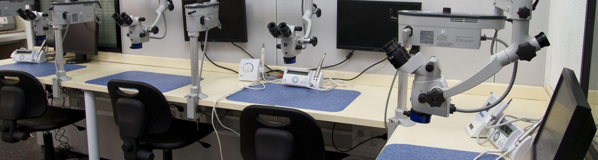 Diploma de Especialización en Endodoncia: Aplicaciones y uso del microscopio quirúrgico en endodoncia
