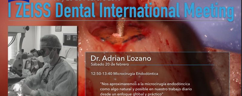 I Zeiss Dental International Meeting